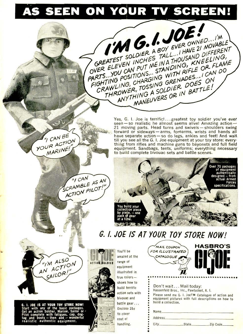 Doom Patrol (1964) issue 92 - Page 35
