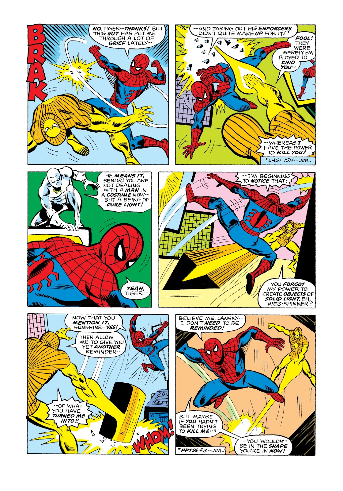 Read online Marvel Masterworks: The Spectacular Spider-Man comic -  Issue # TPB 2 (Part 1) - 96