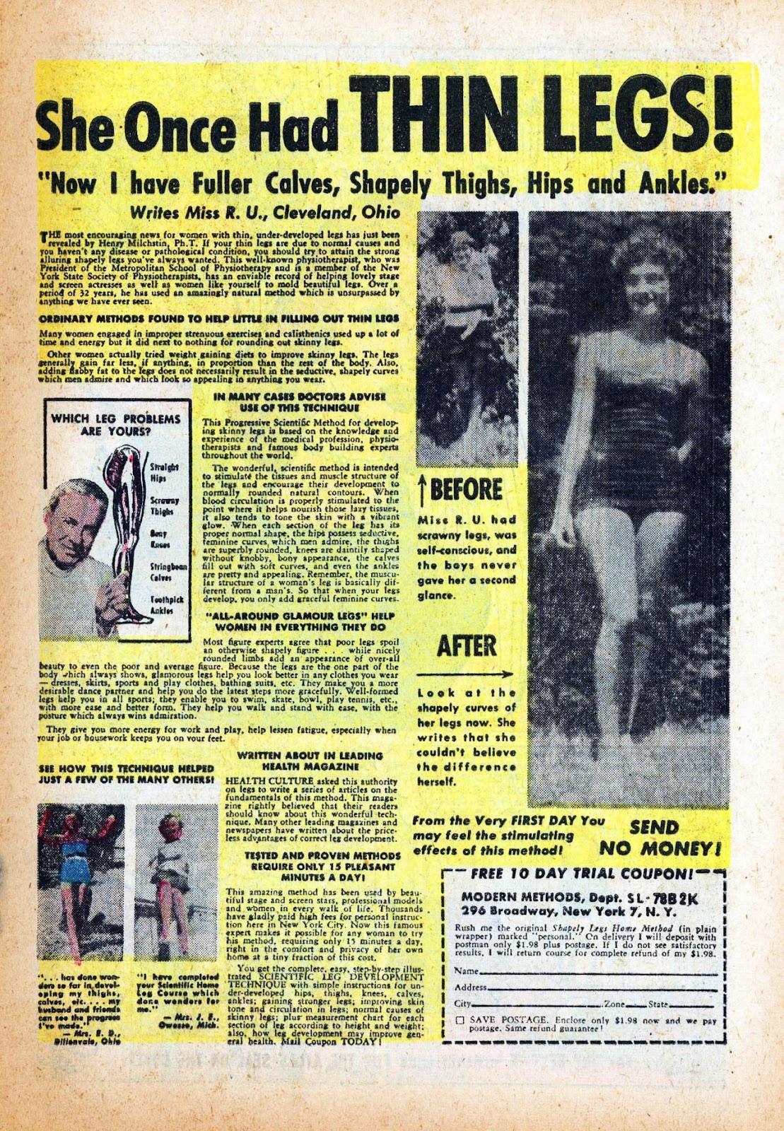 Love Romances (1949) issue 47 - Page 9