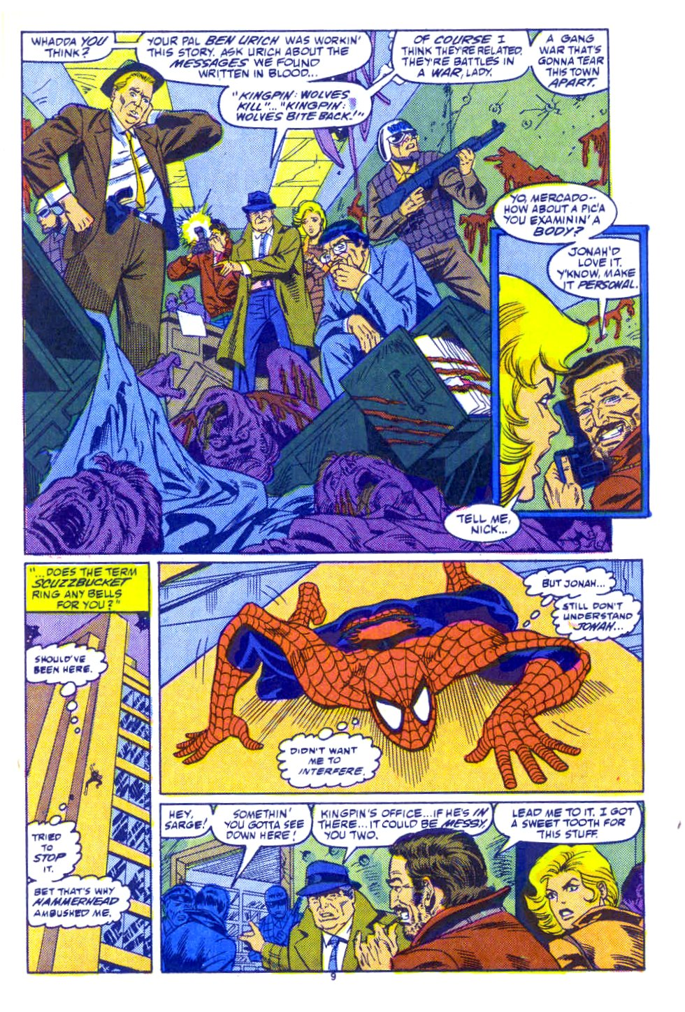 Web of Spider-Man (1985) Issue #54 #64 - English 8