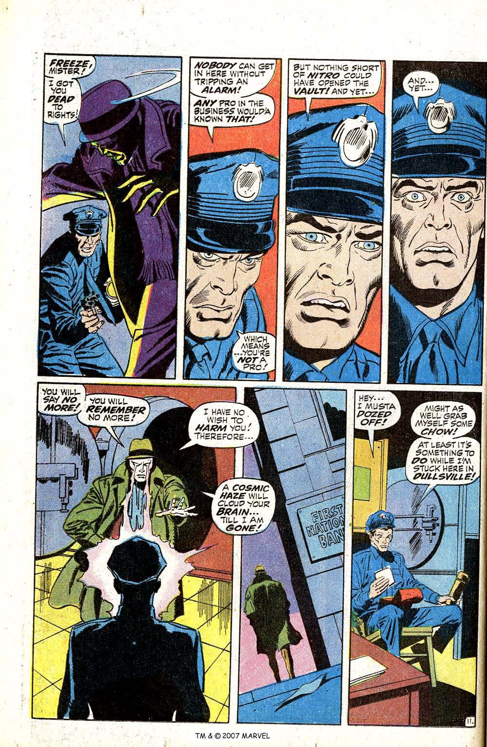 Silver Surfer (1968) issue 5 - Page 14