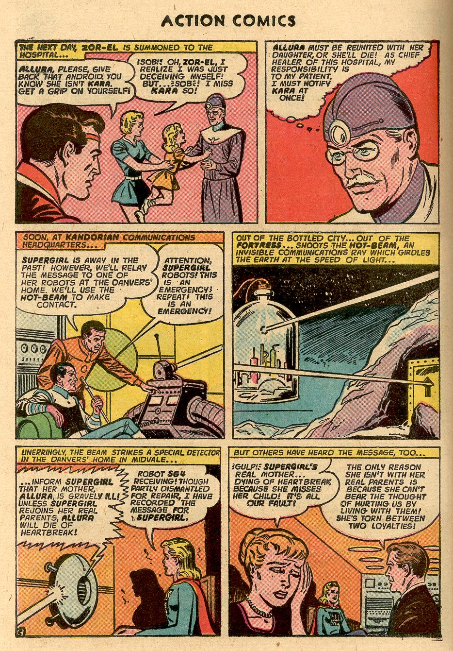 Read online Action Comics (1938) comic -  Issue #314 - 22