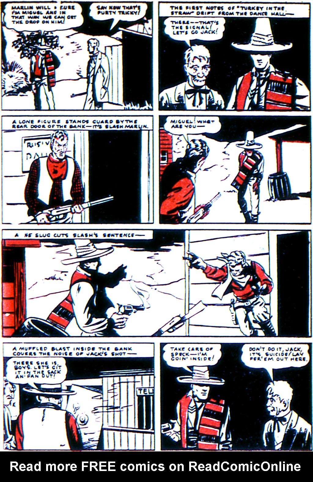 Read online Adventure Comics (1938) comic -  Issue #42 - 23
