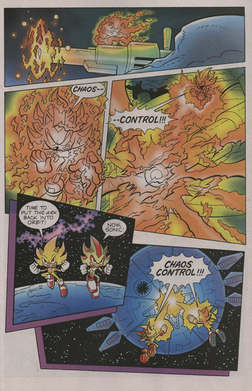 Read online Sonic Universe comic -  Issue #2 - 20