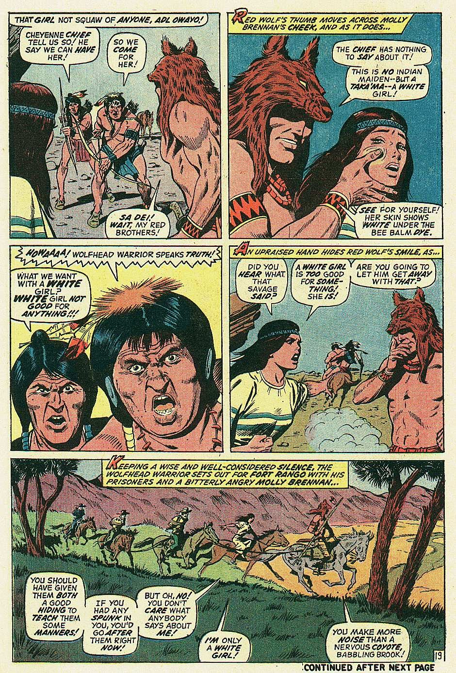 Red Wolf (1972) issue 2 - Page 20