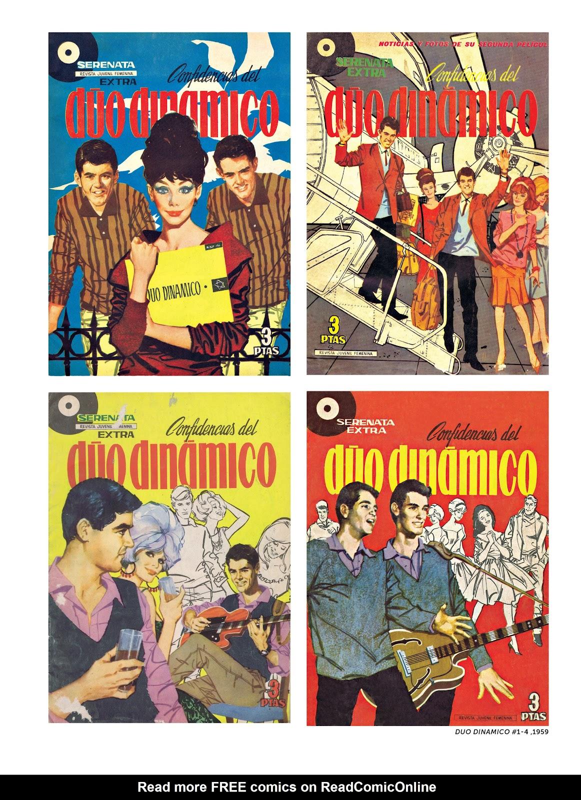 Read online The Art of Jose Gonzalez comic -  Issue # TPB (Part 2) - 7
