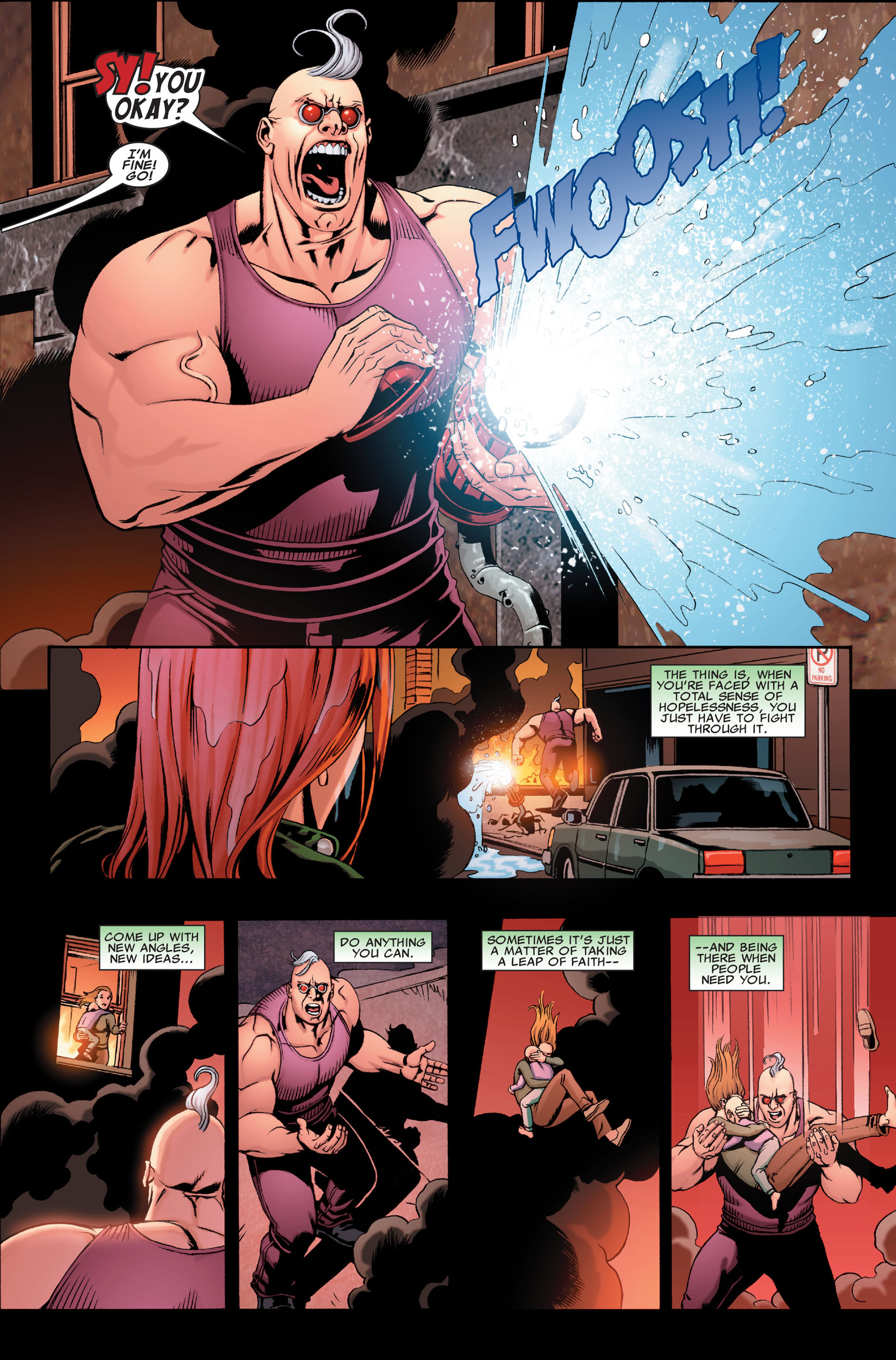 Read online X-Factor (2006) comic -  Issue #31 - 19