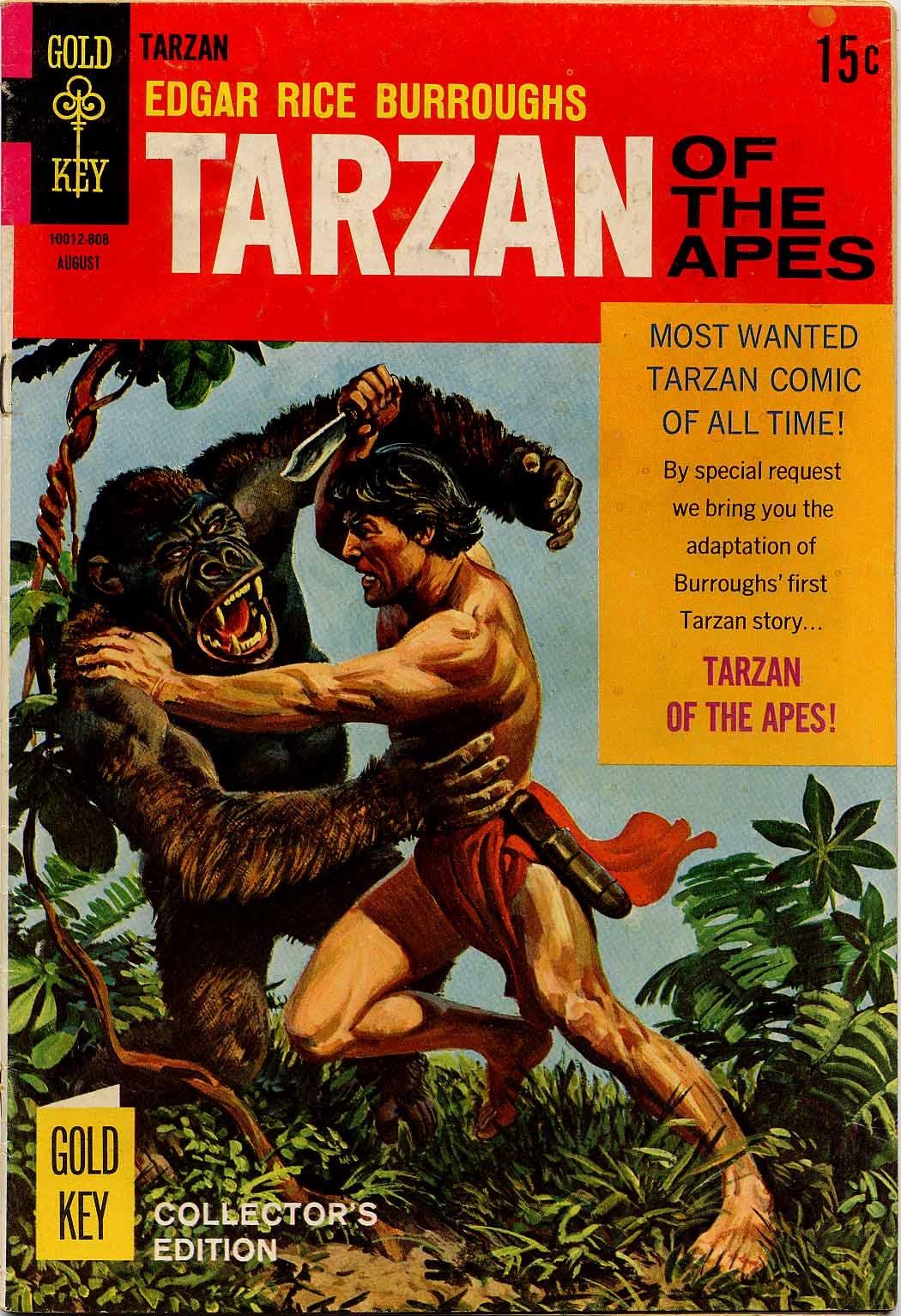 Tarzan (1962) issue 178 - Page 1