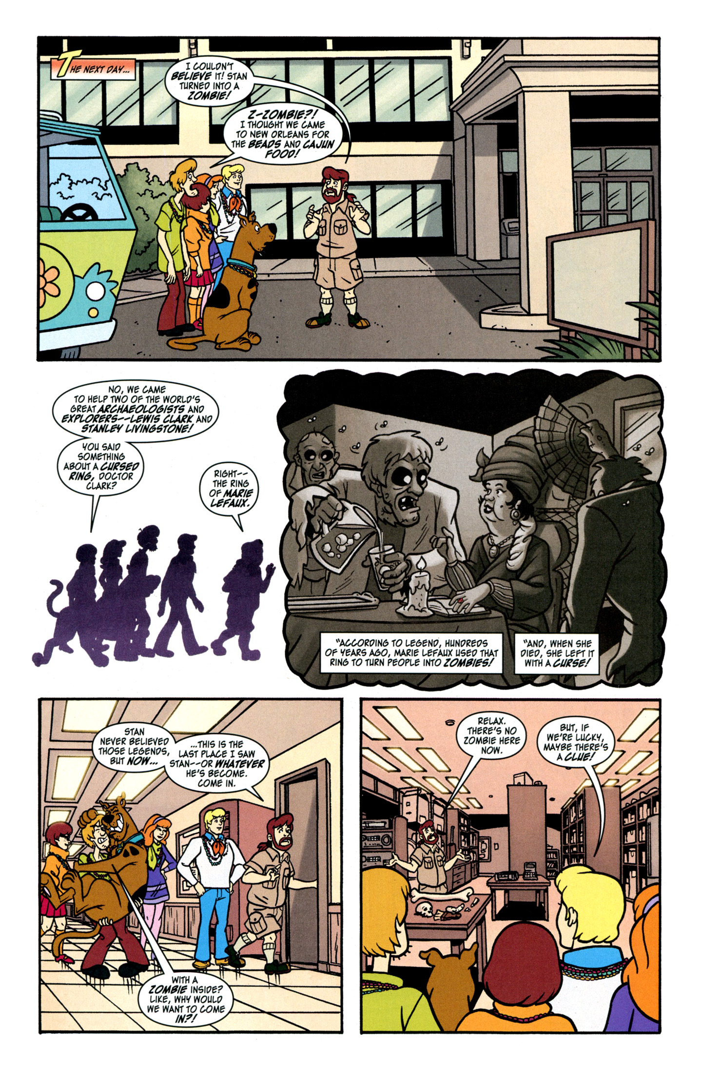 Read online Scooby-Doo: Where Are You? comic -  Issue #30 - 5
