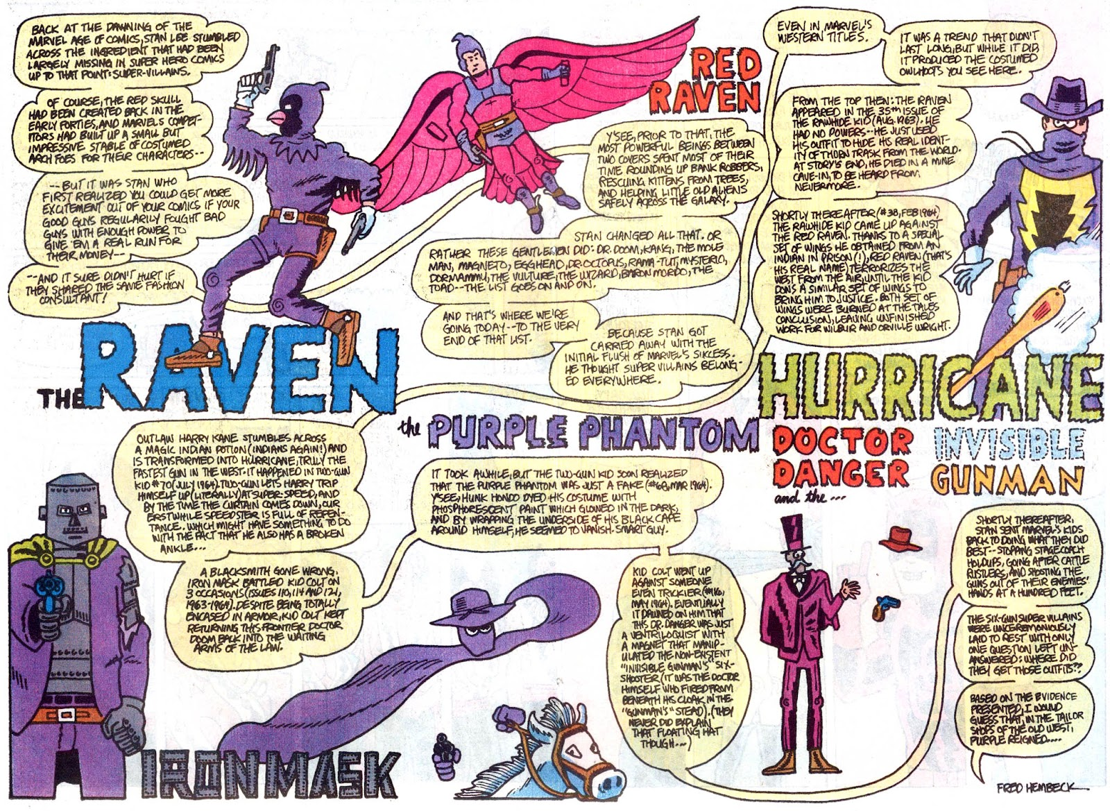 Fred Hembeck Sells the Marvel Universe issue Full - Page 11