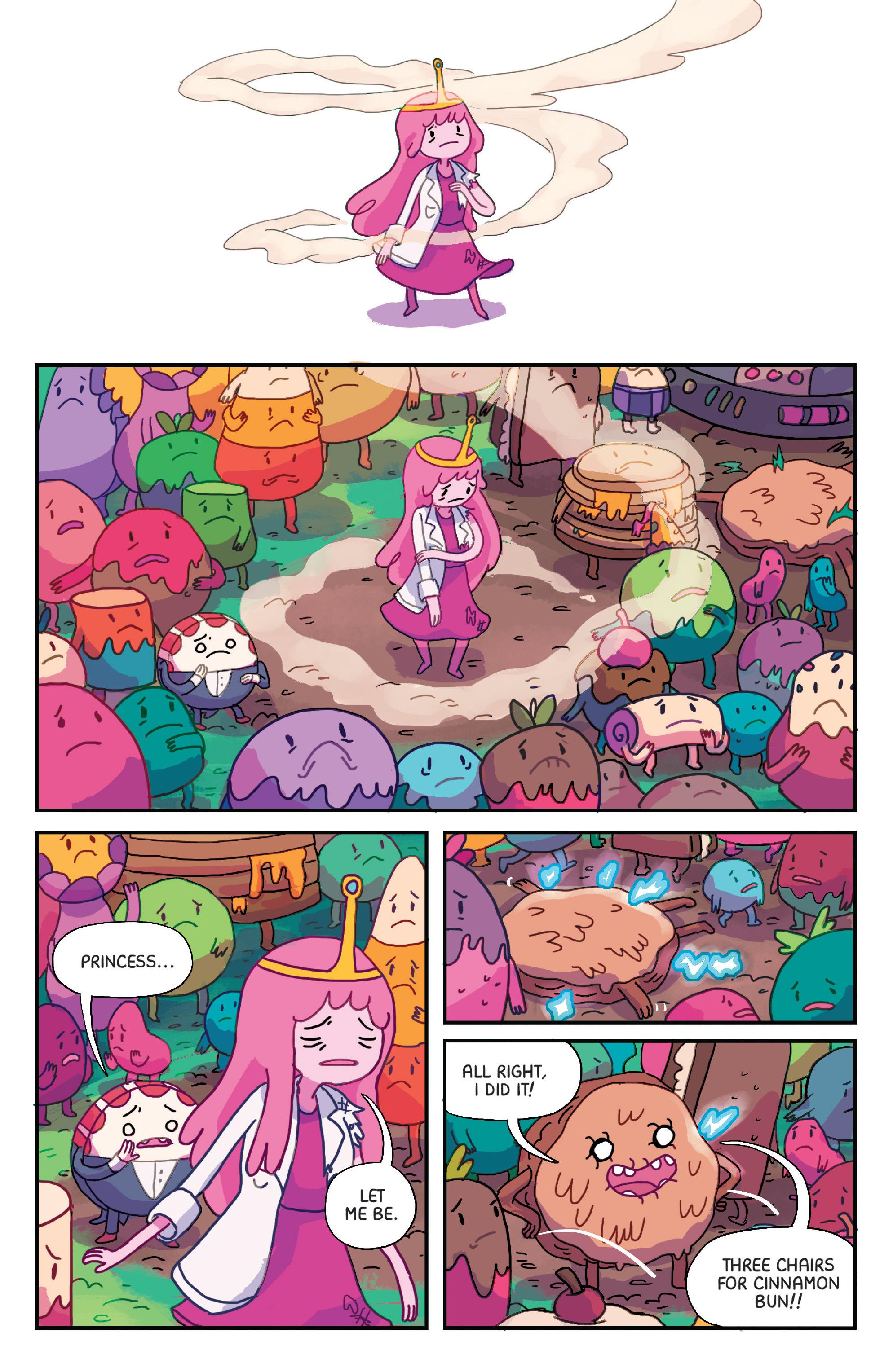 Read online Adventure Time: Marceline Gone Adrift comic -  Issue #1 - 21