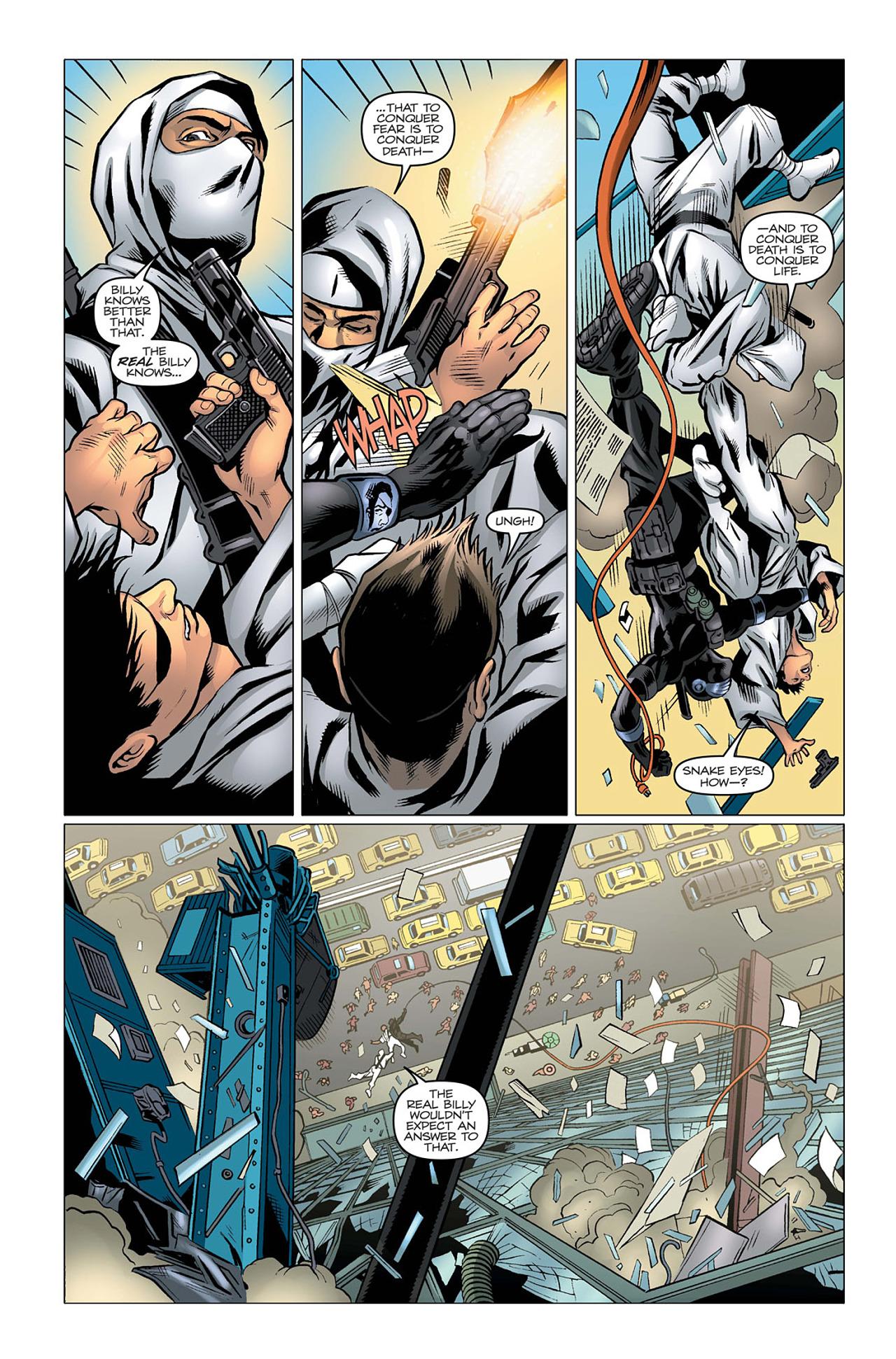 G.I. Joe: A Real American Hero 165 Page 15