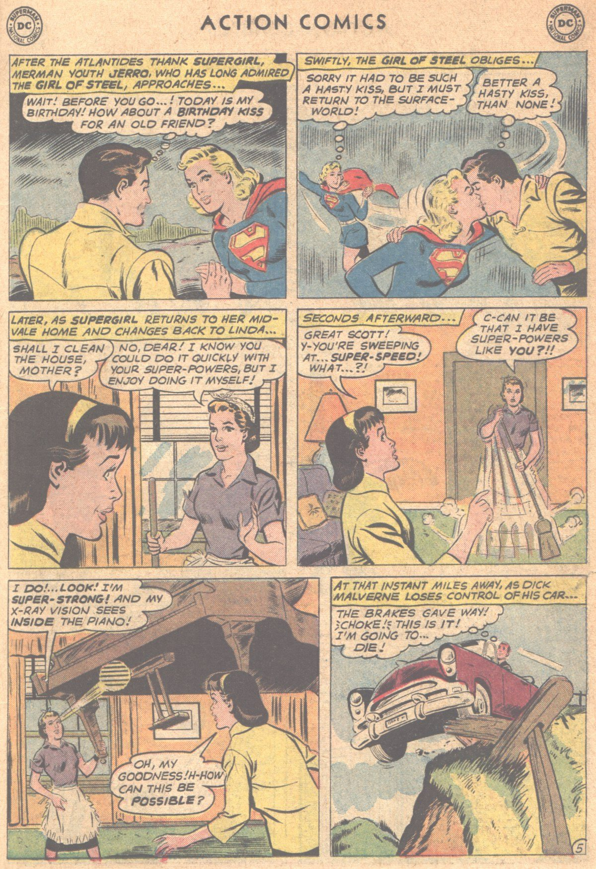 Read online Action Comics (1938) comic -  Issue #290 - 23