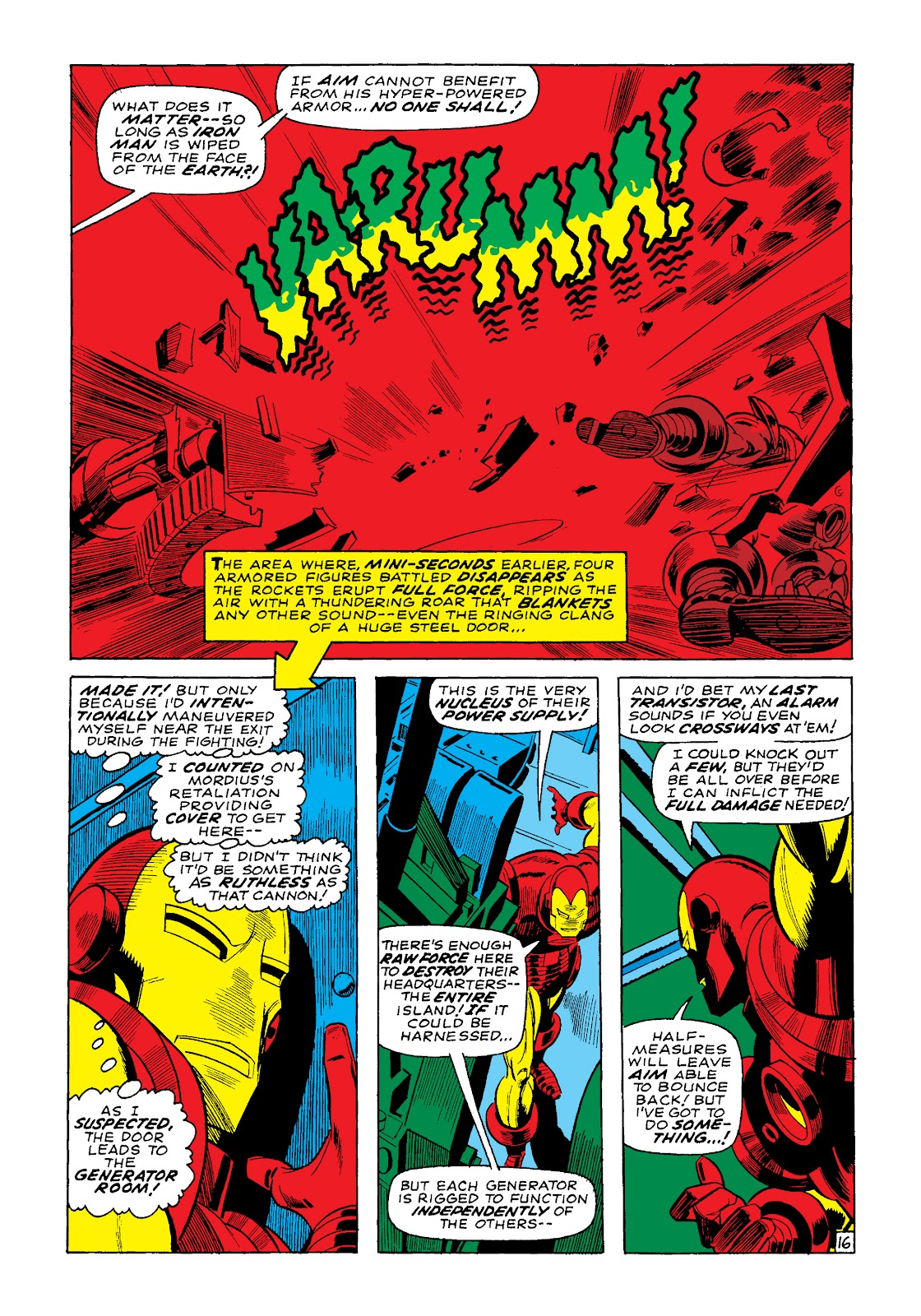 Read online Marvel Masterworks: The Invincible Iron Man comic -  Issue # TPB 4 (Part 3) - 40