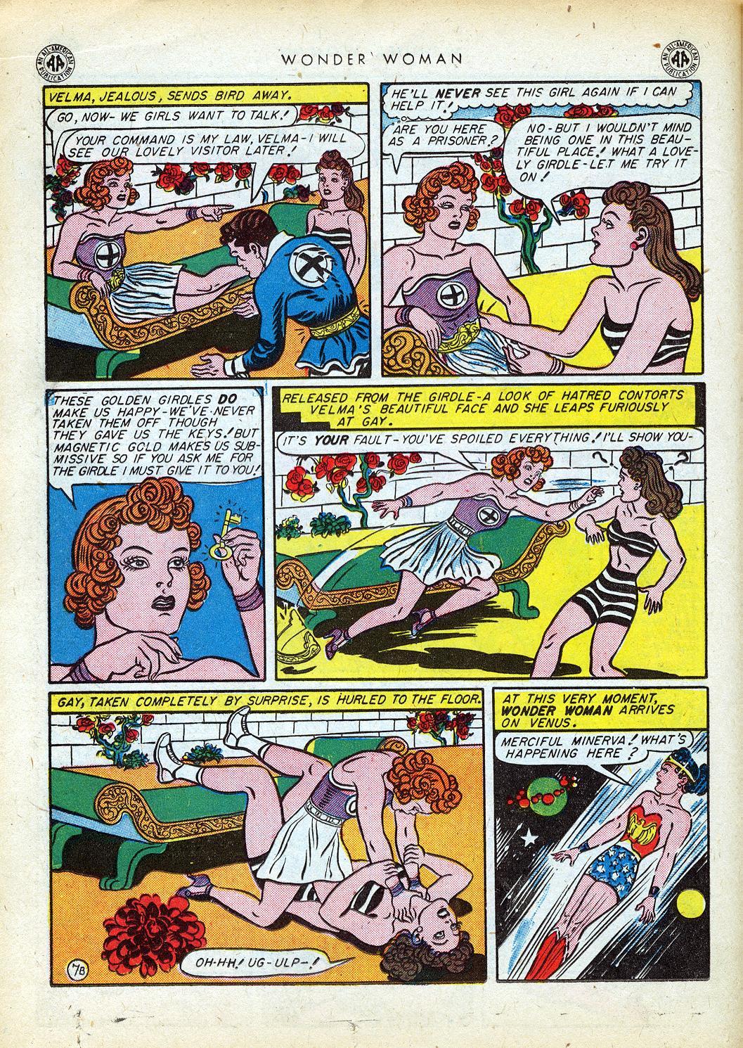 Read online Wonder Woman (1942) comic -  Issue #12 - 20