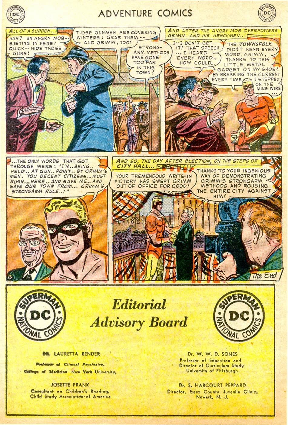 Read online Adventure Comics (1938) comic -  Issue #183 - 30