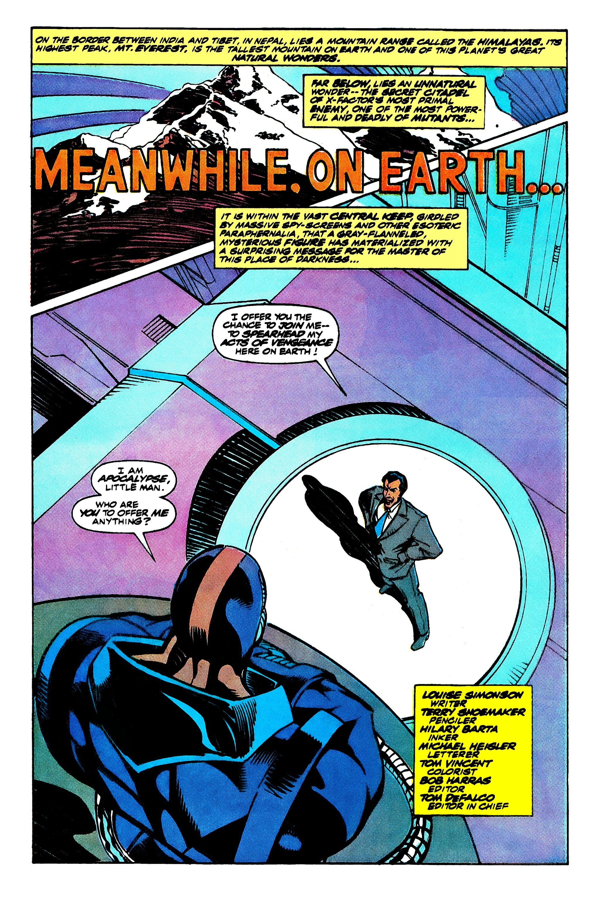 Read online X-Factor (1986) comic -  Issue #50 - 37