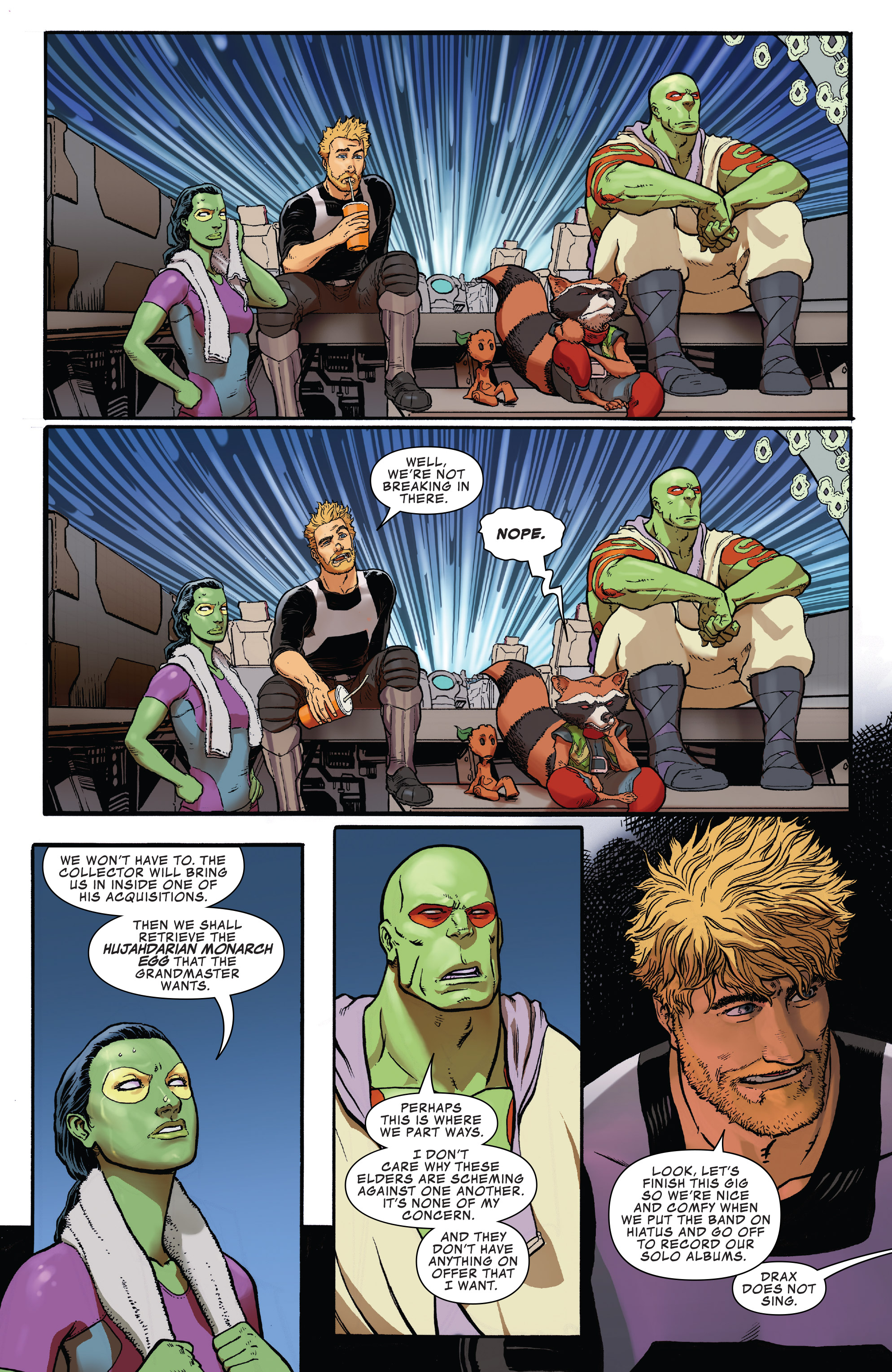 Read online All-New Guardians of the Galaxy comic -  Issue #2 - 6