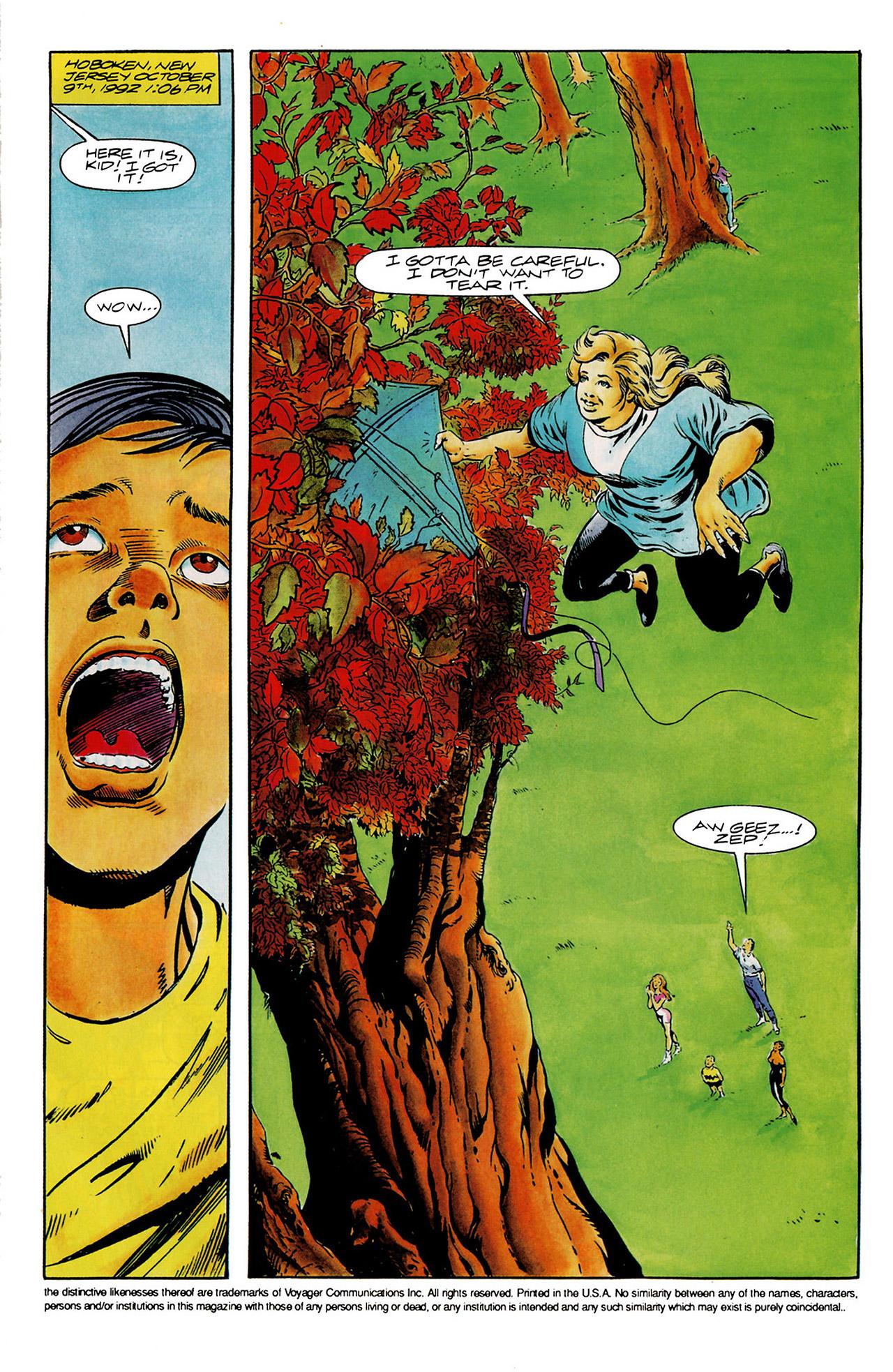 Read online Harbinger (1992) comic -  Issue #14 - 4