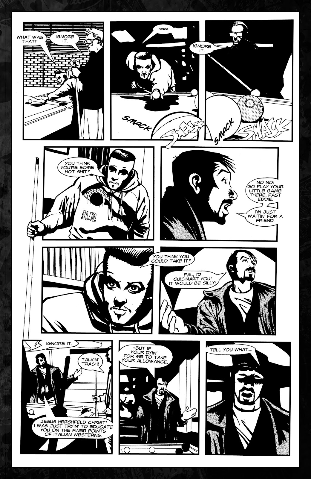 Read online Goldfish comic -  Issue # TPB (Part 3) - 28
