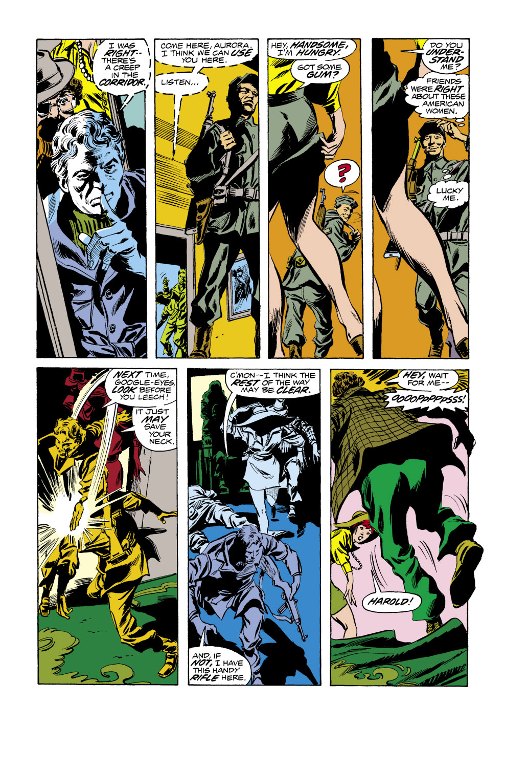Tomb of Dracula (1972) issue 39 - Page 17