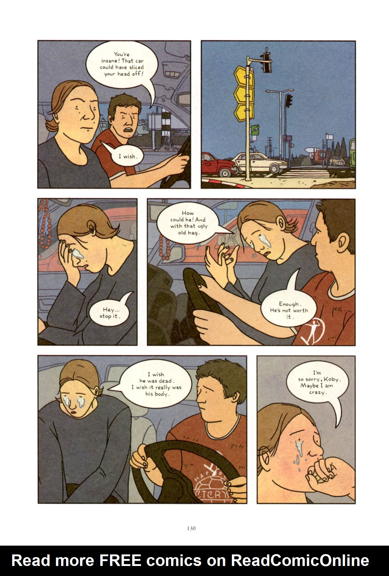 Read online Exit Wounds comic -  Issue # TPB - 130