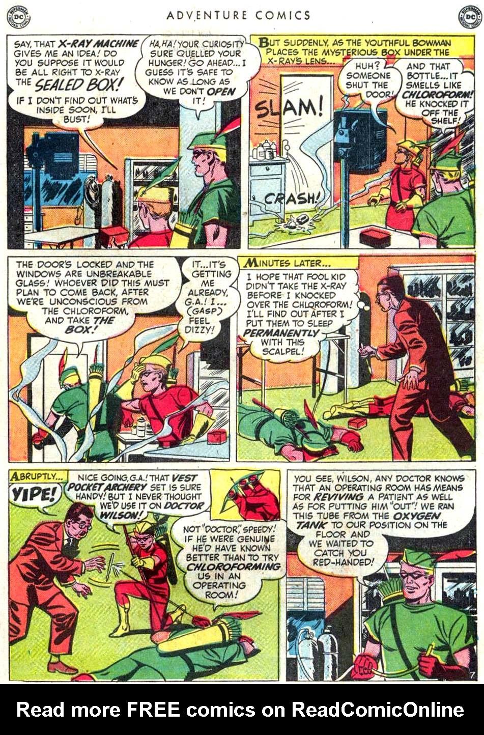 Read online Adventure Comics (1938) comic -  Issue #156 - 45