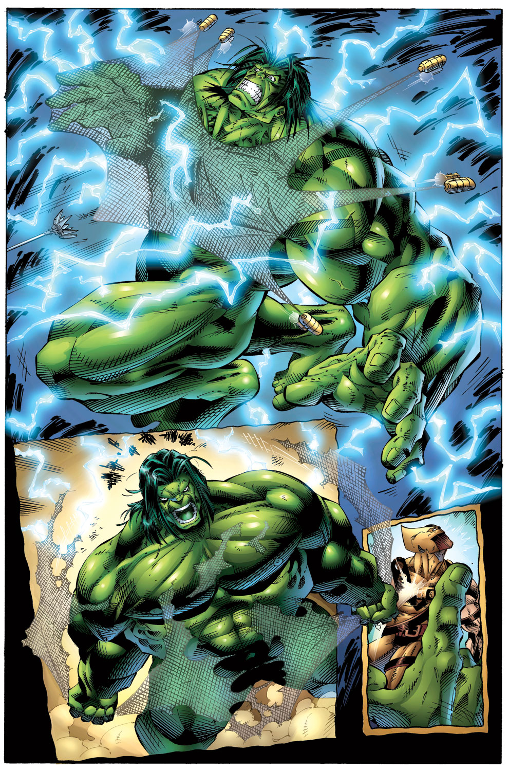 Read online Avengers (1996) comic -  Issue #4 - 18