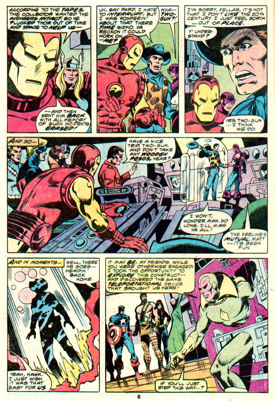 The Avengers (1963) 175 Page 4