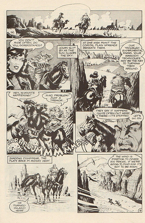Read online Xenozoic Tales comic -  Issue #3 - 9
