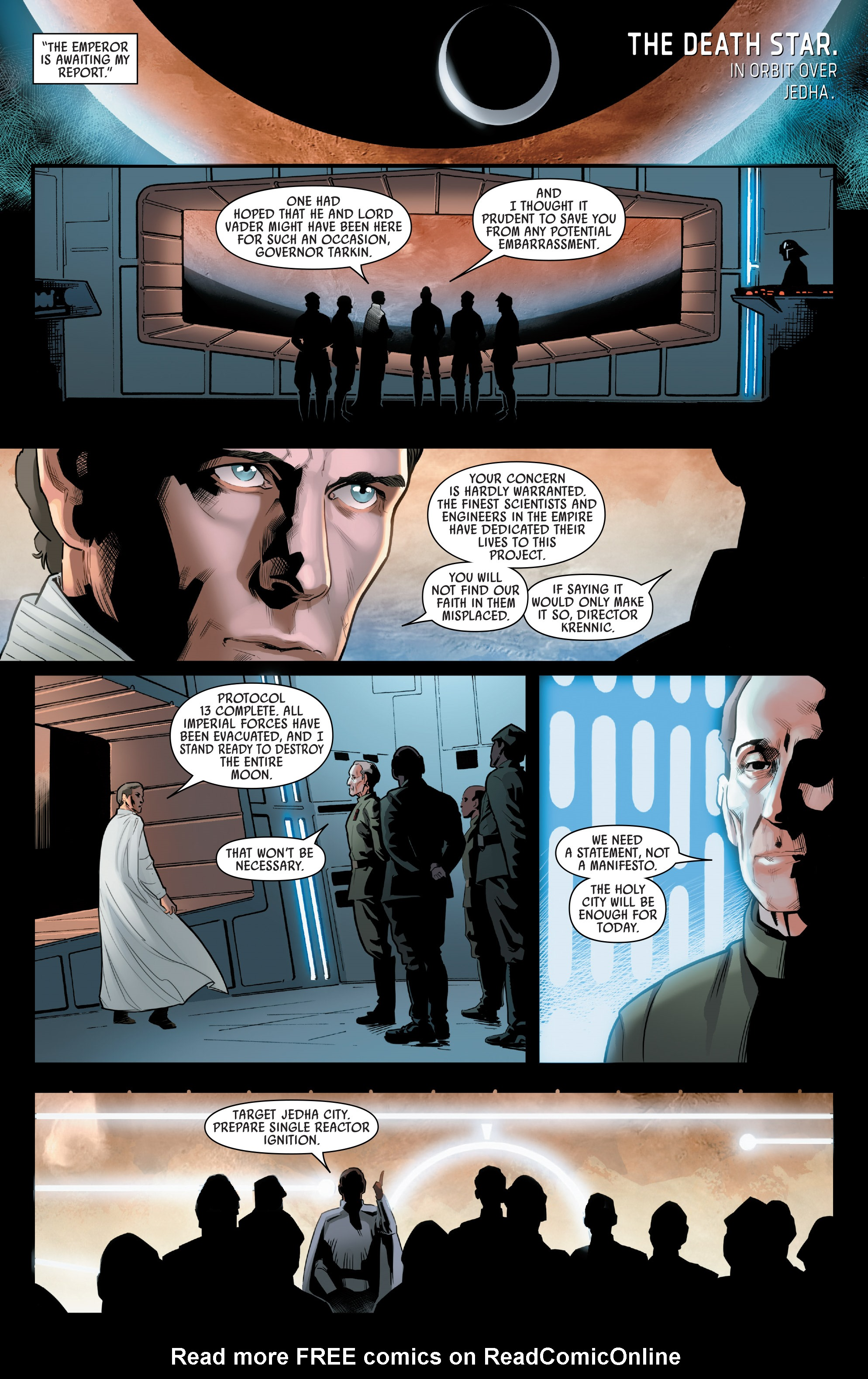 Read online Star Wars: Rogue One Adaptation comic -  Issue #2 - 19