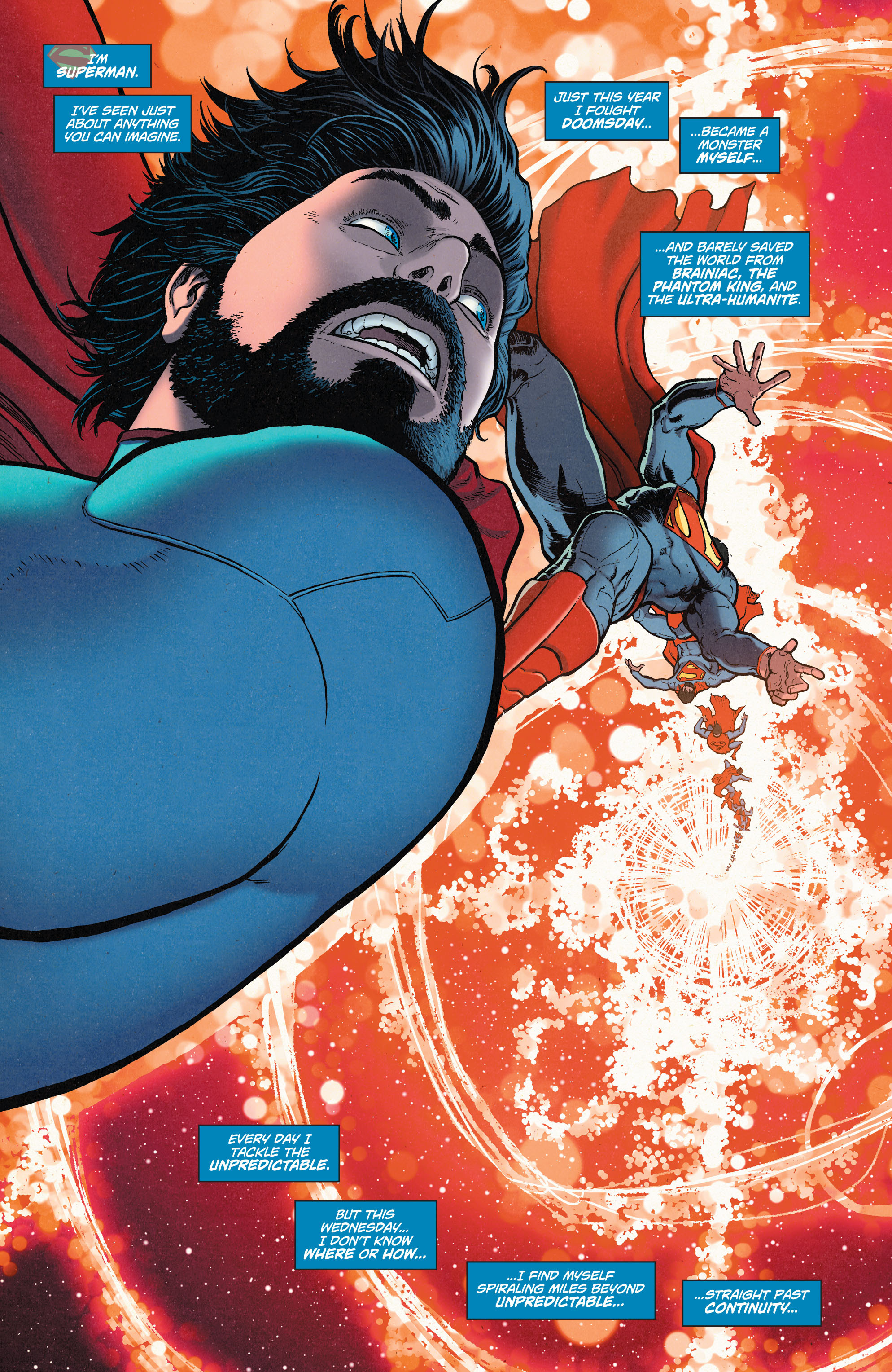 Read online Action Comics (2011) comic -  Issue #40 - 2