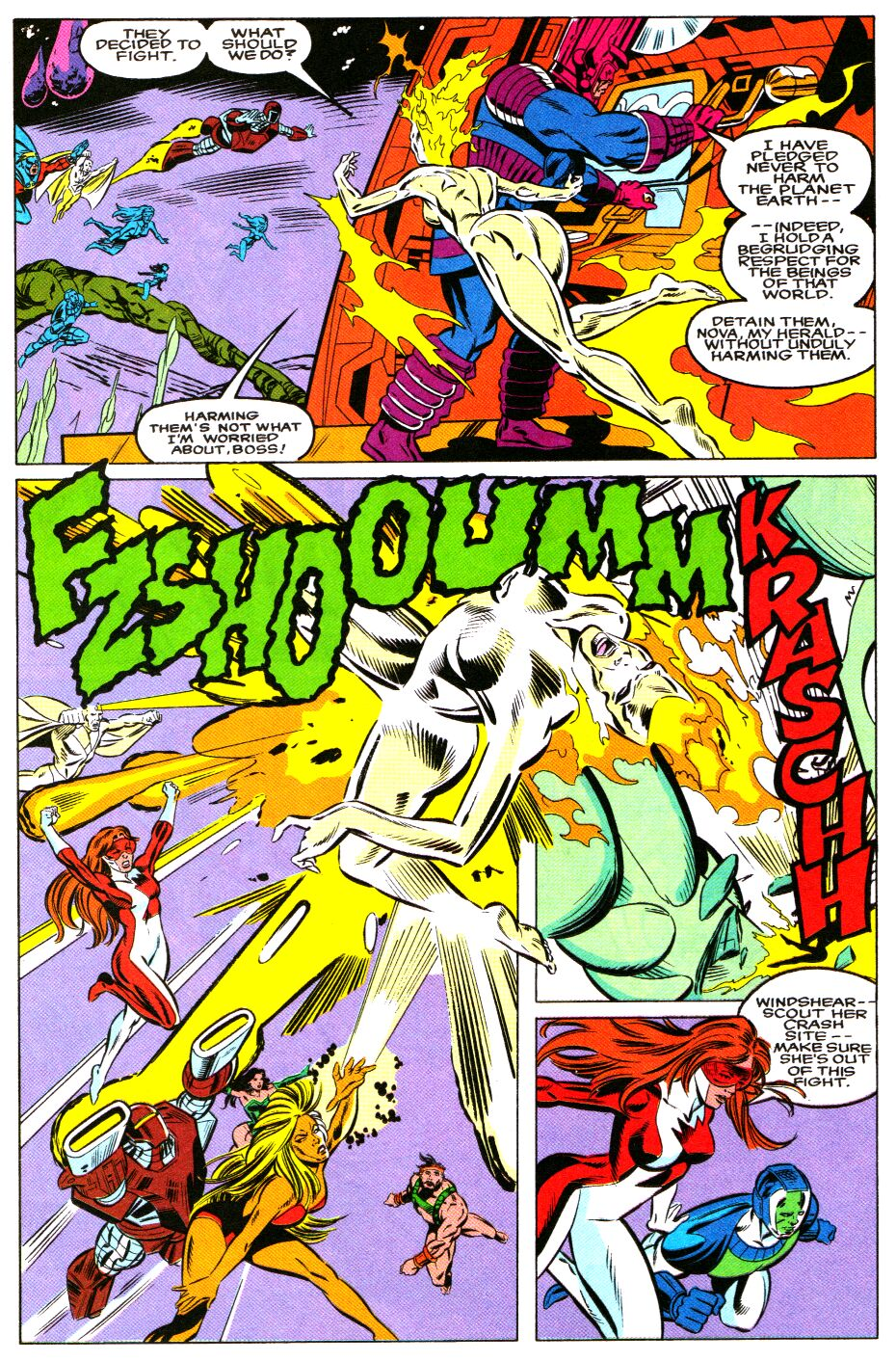 Read online Alpha Flight Special comic -  Issue #4 - 13
