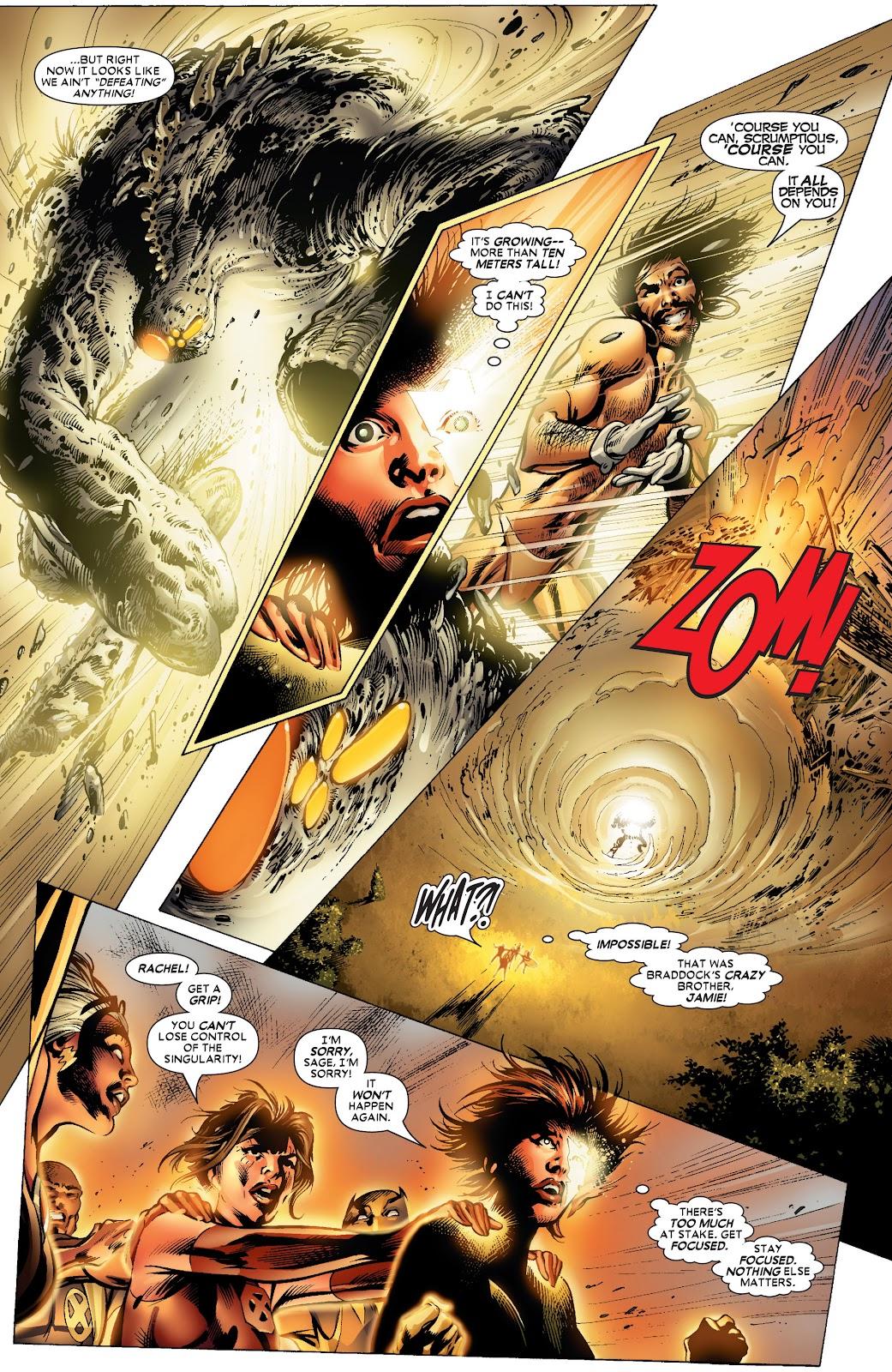 Uncanny X-Men (1963) issue 447 - Page 21