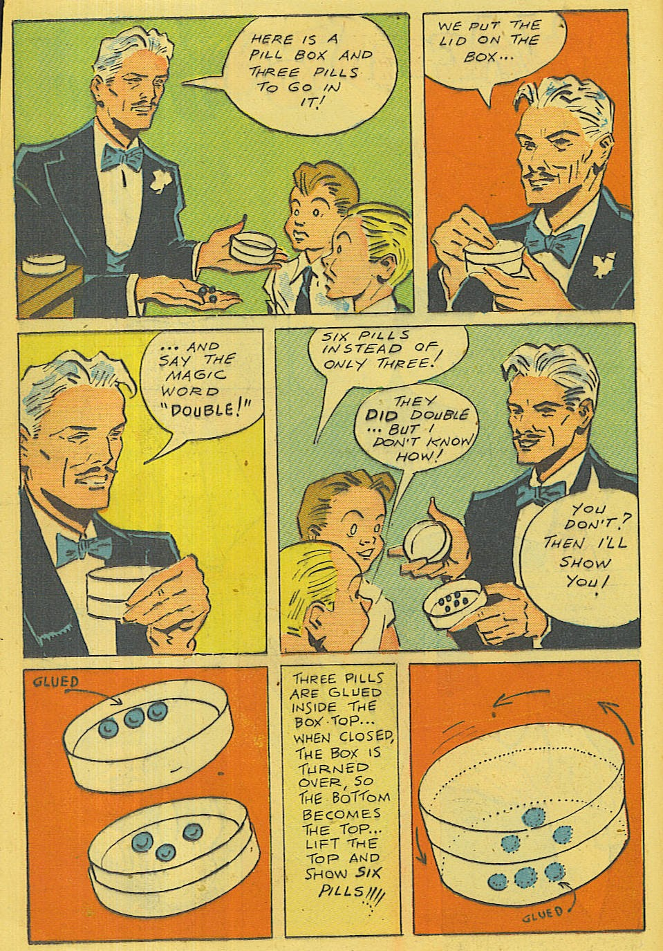 Super-Magician Comics issue 42 - Page 17