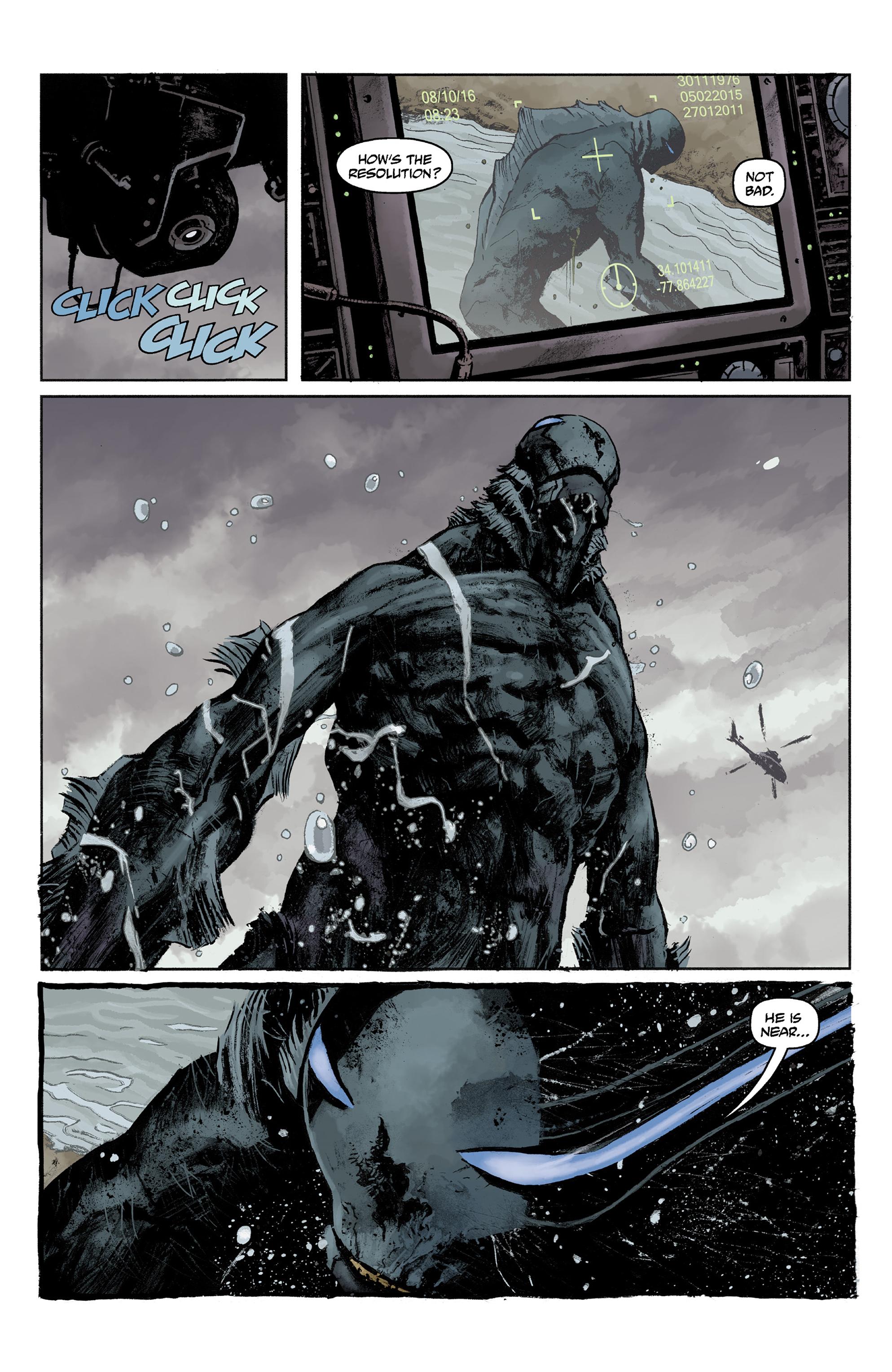 Read online Abe Sapien comic -  Issue #36 - 6