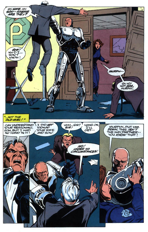 Read online Robocop (1990) comic -  Issue #20 - 3