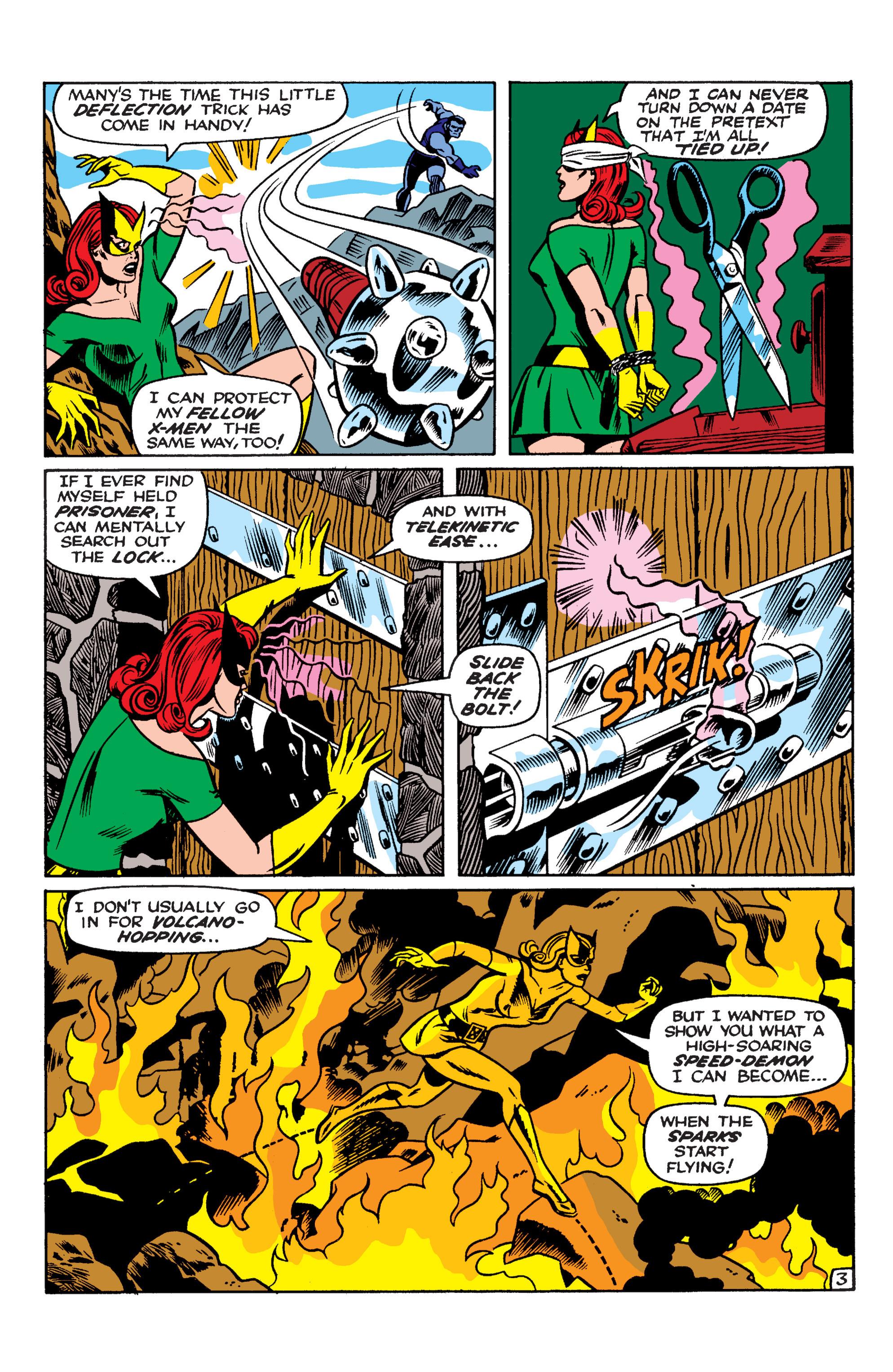 Uncanny X-Men (1963) 57 Page 18
