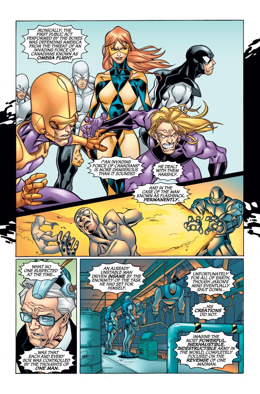 Alpha Flight (2004) issue 10 - Page 8