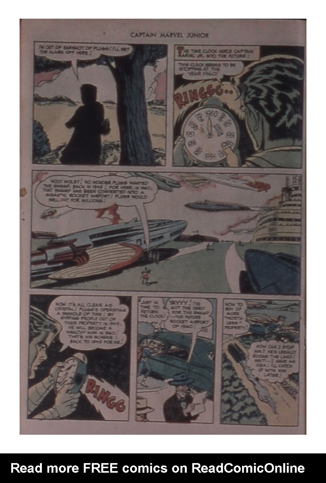 Captain Marvel, Jr. issue 81 - Page 24