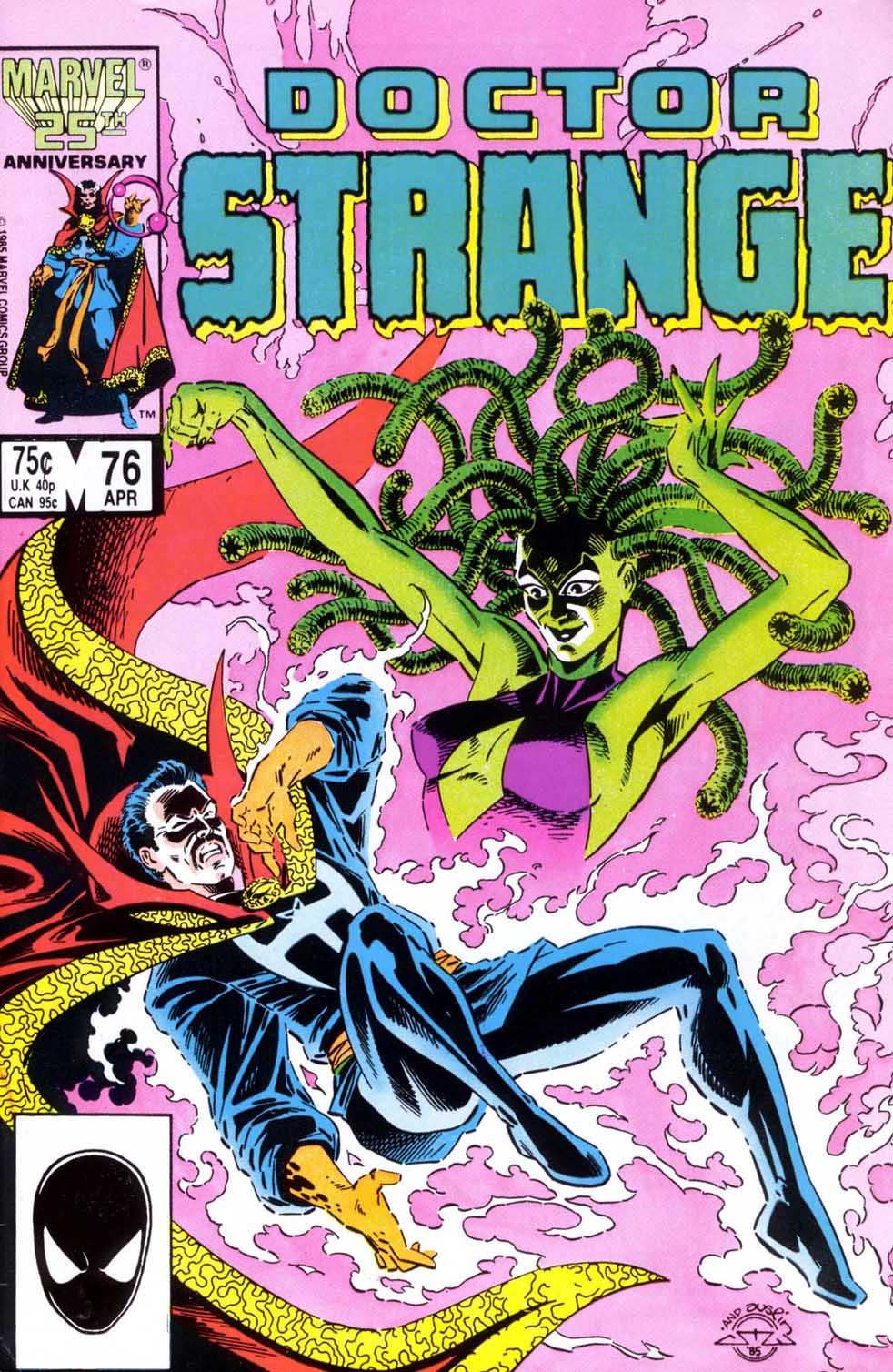 Doctor Strange (1974) 76 Page 1