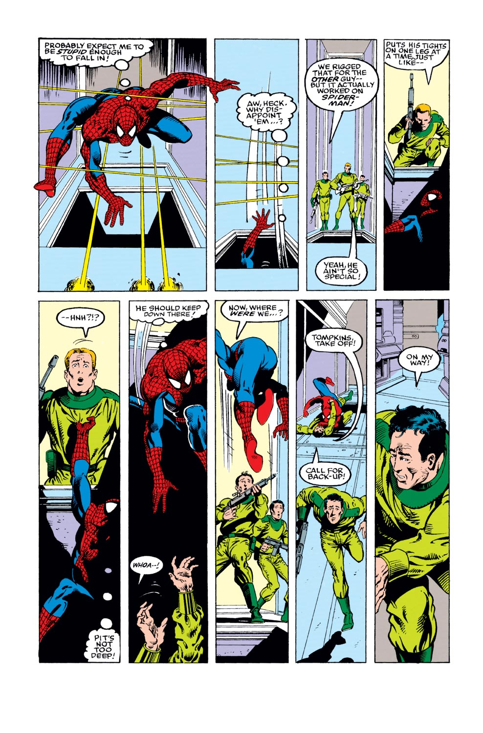 The Amazing Spider-Man (1963) 366 Page 18