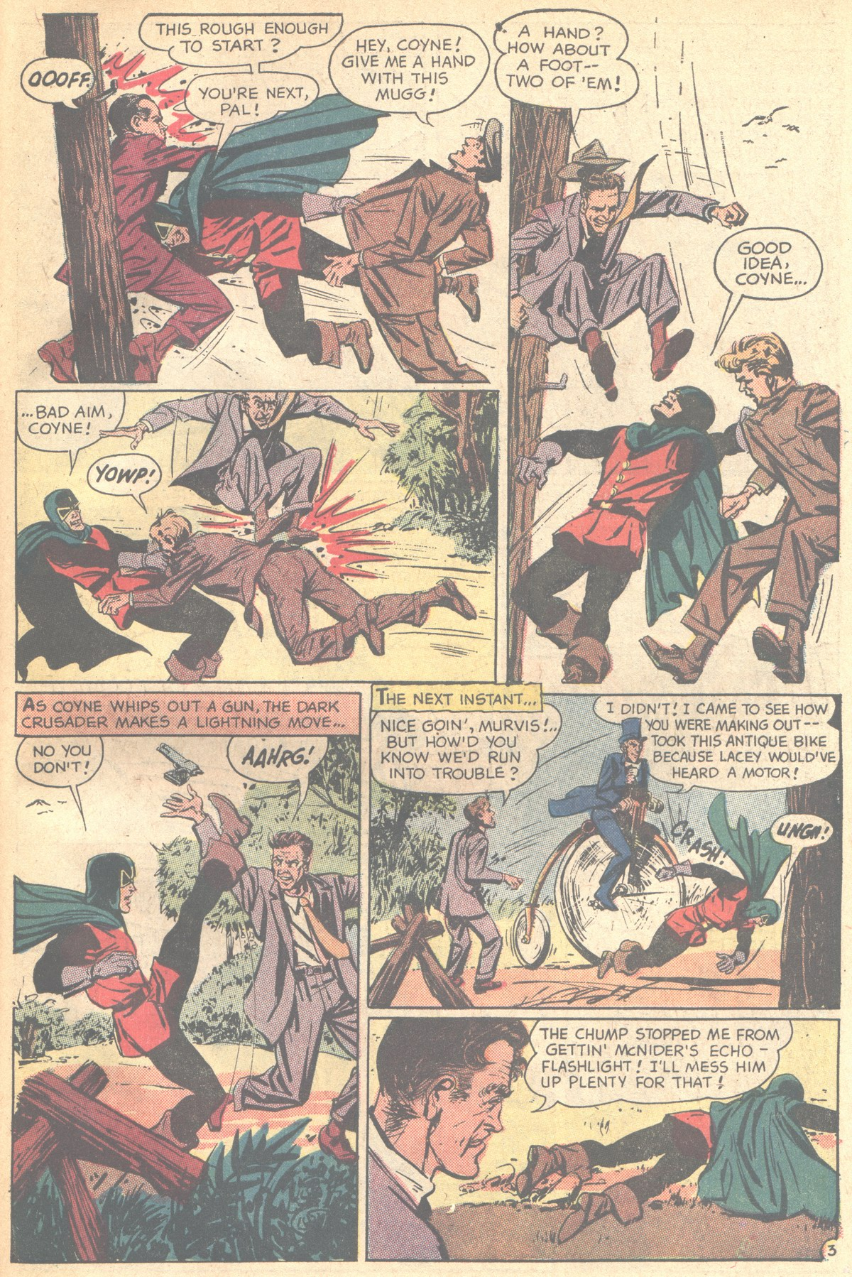 Read online Adventure Comics (1938) comic -  Issue #418 - 45