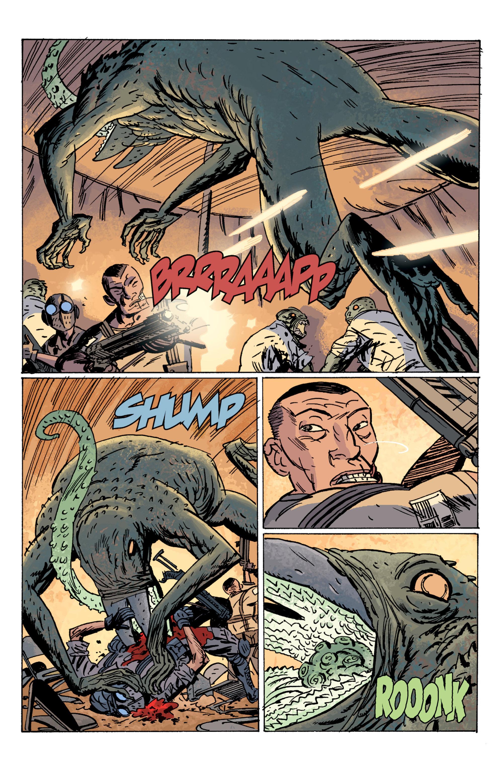 Read online B.P.R.D. (2003) comic -  Issue # TPB 12 - 51