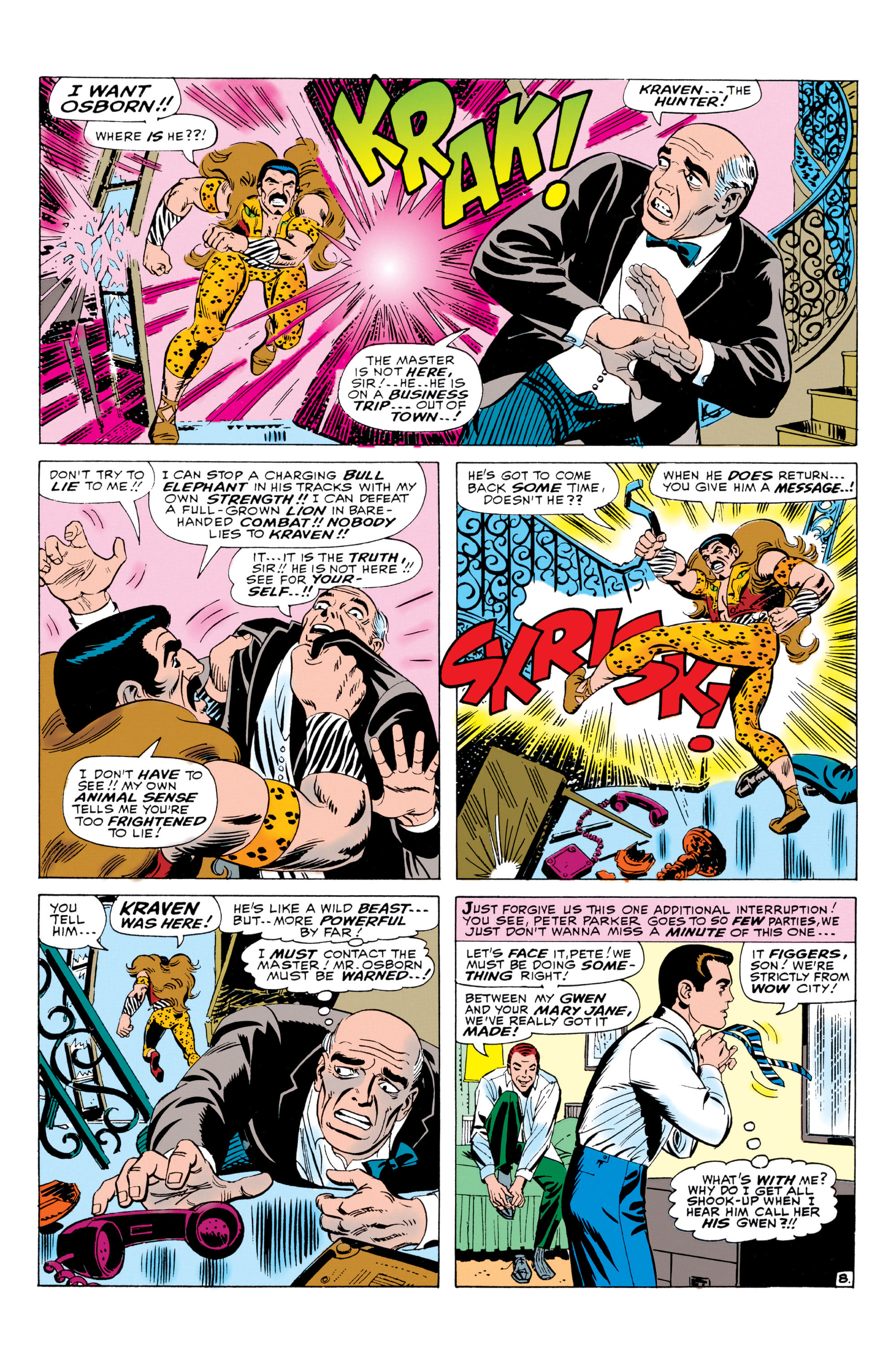 The Amazing Spider-Man (1963) 47 Page 8