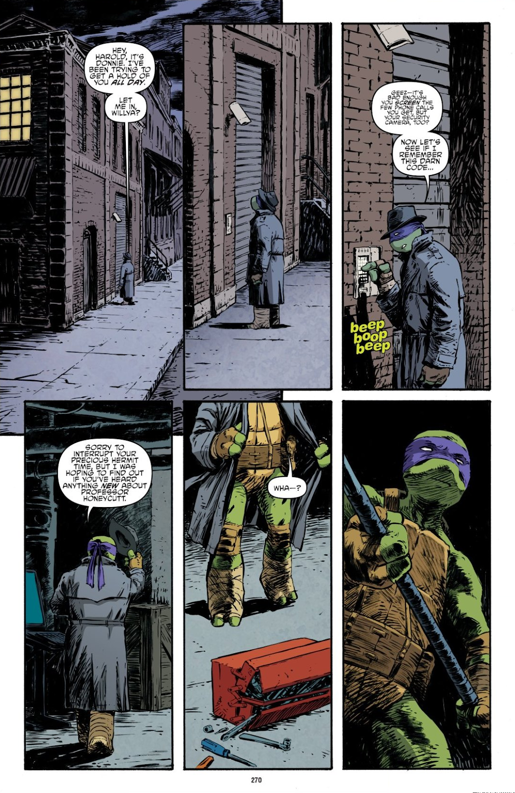 Read online Teenage Mutant Ninja Turtles: The IDW Collection comic -  Issue # TPB 7 (Part 3) - 61
