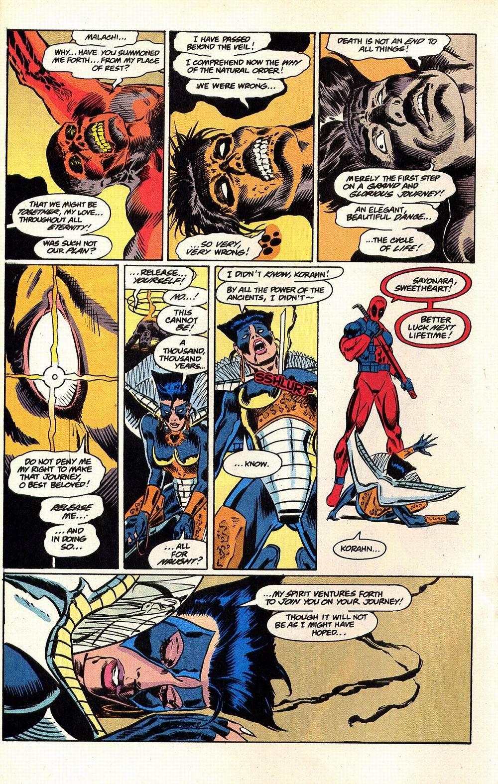 Read online Secret Defenders comic -  Issue #17 - 13
