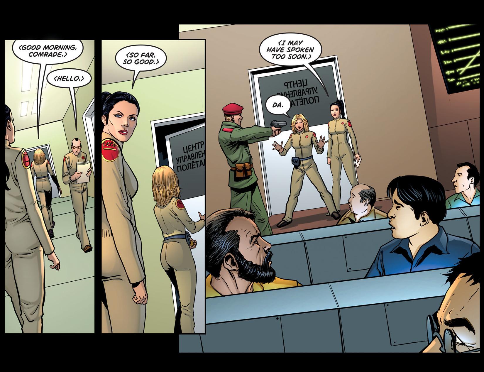 Read online Wonder Woman '77 [I] comic -  Issue #26 - 9