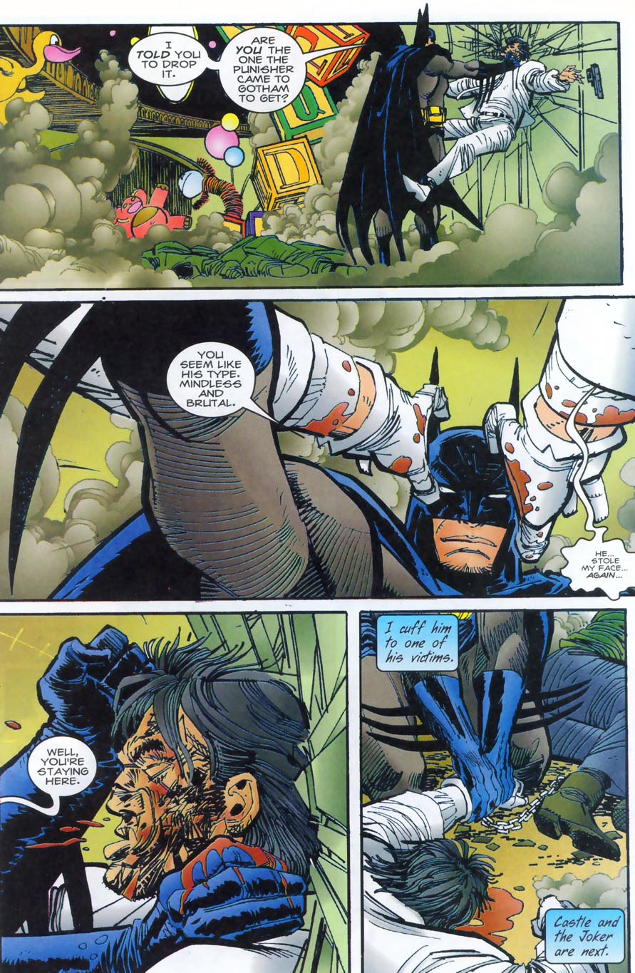 Read online Punisher/Batman: Deadly Knights comic -  Issue # Full - 39