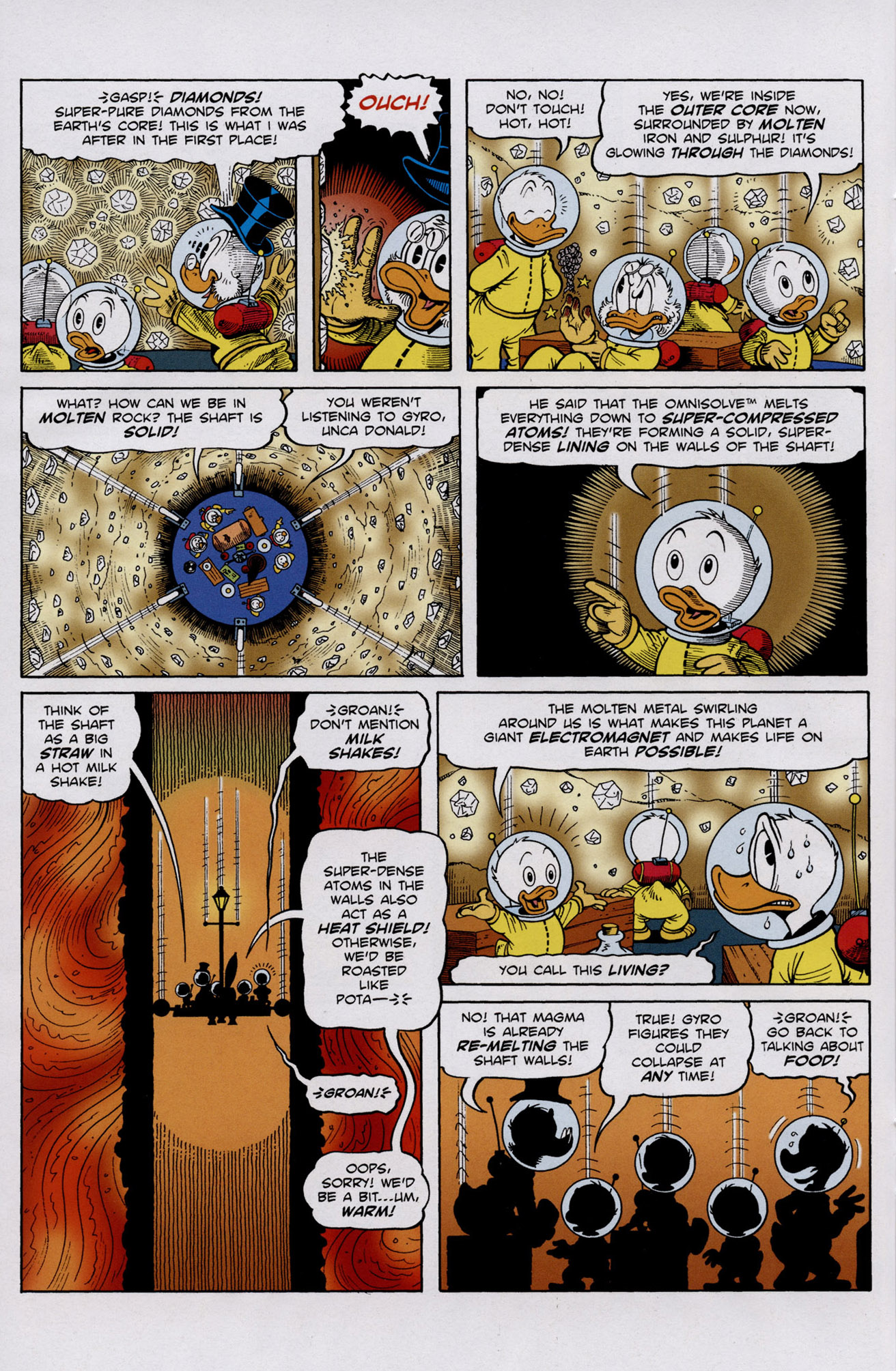 Read online Uncle Scrooge (1953) comic -  Issue #401 - 12